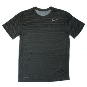 Nike Novelty Legend T-Shirt Anthracite Cool Grey